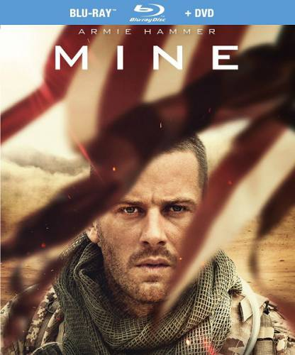 Мина / Руда / Mine (2016/HDRip/720p/BDRip)