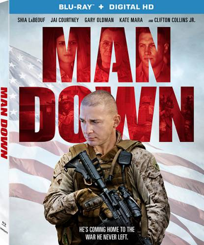 Война / Man Down (2016) BDRip/720p/1080p/HDRip