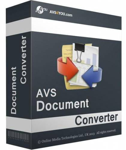 AVS Document Converter 3.1.2 Portable by kOshar