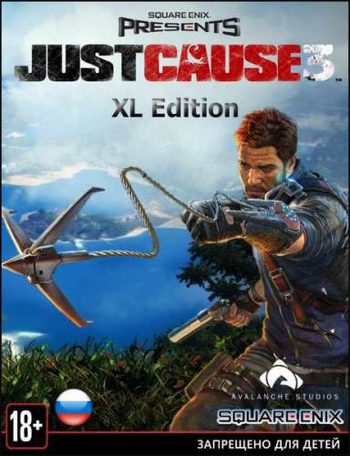 Just Cause 3 XL Edition (2015-2017/RUS/ENG/RePack)