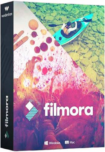 Wondershare Filmora 8.2.3.1 + Effect Packs