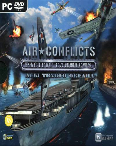 Air Conflicts: Pacific Carriers (2012/PC/RUS/MULTI5) Portable