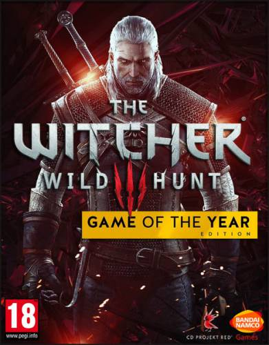 Ведьмак 3: Дикая Охота / The Witcher 3: Wild Hunt - GOTY (2016/RUS/ENG/Repack)