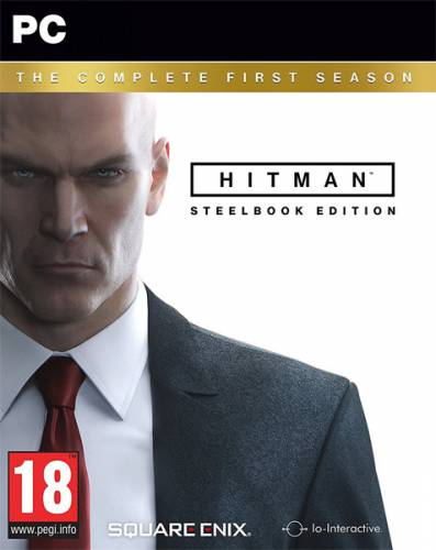 Hitman: The Complete First Season (2016/RUS/ENG/MULTi/Repack от =nemos=)