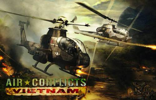 Air Conflicts: Vietnam (2013/PC/RUS/ENG/Portable)