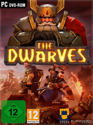 The Dwarves: Digital Deluxe Edition (2016/RUS/ENG/MULTi9/Steam-Rip)