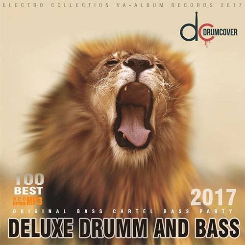 Deluxe Drumm And Bass (2017)