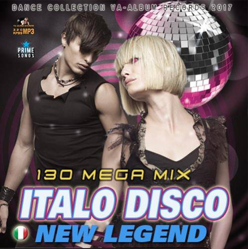 New Legend Italo Disco (2017)