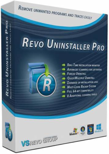 Revo Uninstaller Pro 3.2.0 + Portable