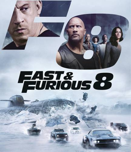 Форсаж 8 / The Fate of the Furious (2017) HDTV/720p/1080p/HDTVRip