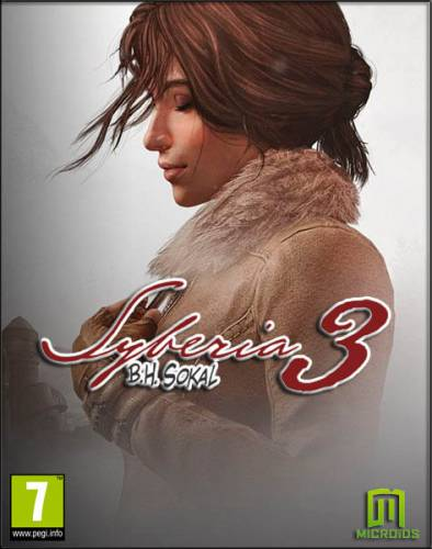 Syberia III / Сибирь 3 Deluxe Edition (2017/RUS/ENG/RePack by MAXAGENT)