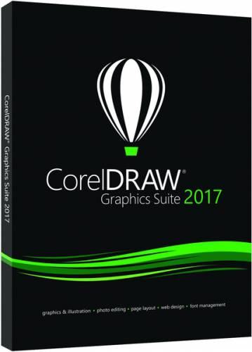 CorelDRAW Graphics Suite 2017 19.1.0.448 + Content