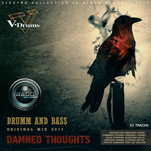 Damned Thoughts: Drumm And Bass Mix (2017)