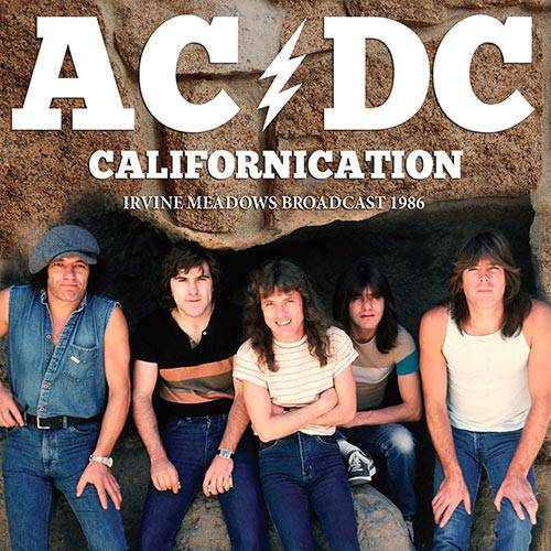 ACDC - Californication (2017)