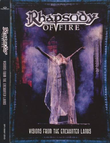 Rhapsody Of Fire - Visions from the Enchanted Lands [2007]