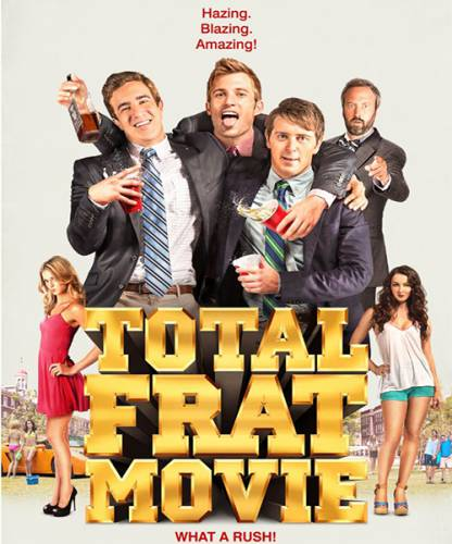 Братство / Total Frat Movie (2016) WEB-DL/720p/1080p/WEB-DLRip