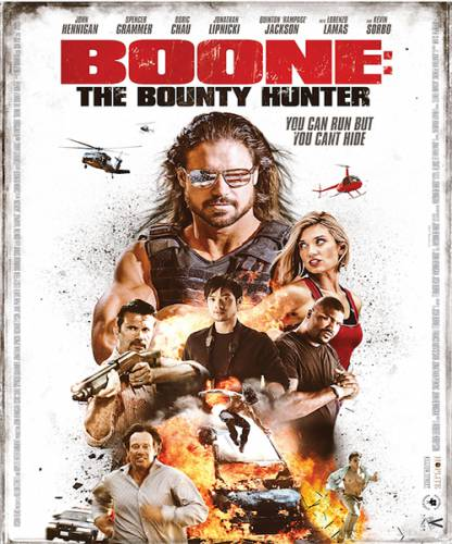 Бун: Охотник за головами / Boone: The Bounty Hunter (2017) WEB-DL/720p/1080p/WEB-DLRip