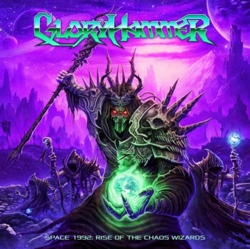 Gloryhammer - Space 1992: Rise of the Chaos Wizards (2015) (Lossless + mp3)