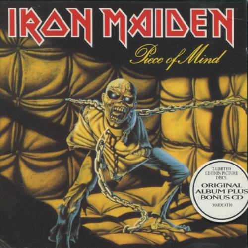 Iron Maiden - Piece Of Mind (1983)