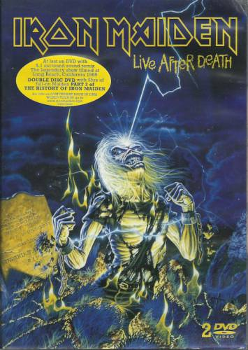 Iron Maiden - Live After Death (2008)