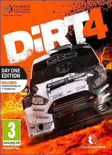 DiRT 4 (2017/ENG/MULTi6/RePack)