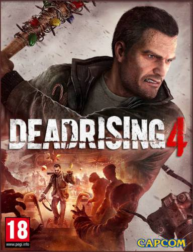 Dead Rising 4 (2017/RUS/ENG/RePack by MAXAGENT)