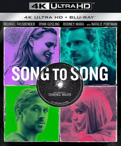 Песня за песней / Song to Song (2017) BDRip/720p/1080p/HDRip