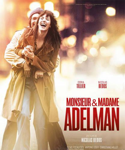 Он и Она / Mr & Mme Adelman (2017) WEB-DL/720p/1080p/WEB-DLRip