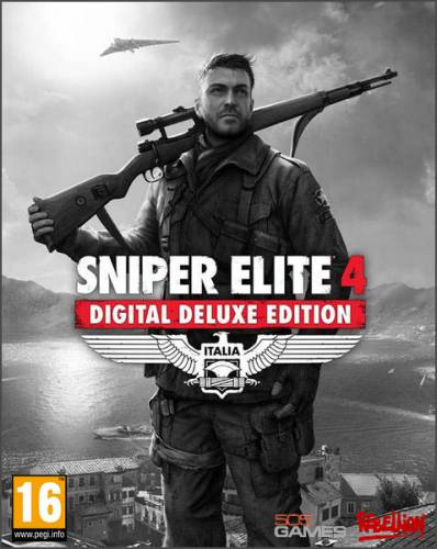 Sniper Elite 4 - Deluxe Edition (2017/RUS/ENG/RePack by MAXAGENT)