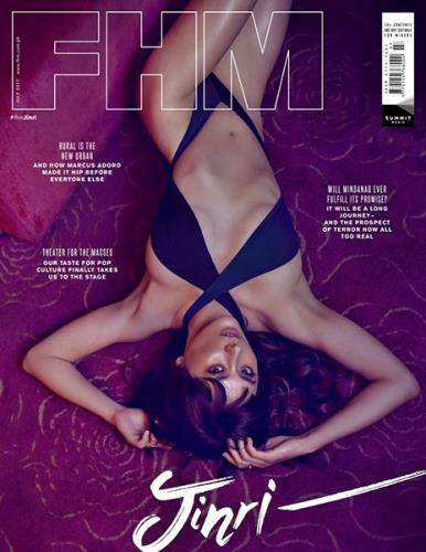 FHM Philippines - July 2017