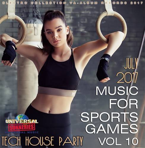 Music For Sports Games Vol. 10 (2017)