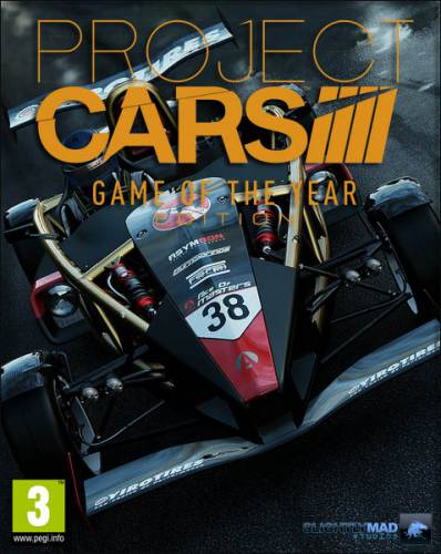 Project CARS: Game of the Year Edition (2016/RUS/ENG/RePack by xatab)