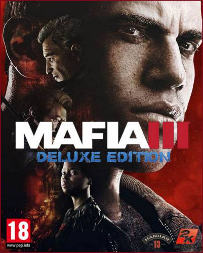 Mafia 3 / Мафия 3 Digital Deluxe Edition (2016/RUS/ENG/RePack)