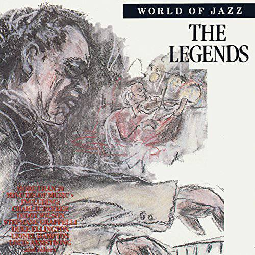 World Of Jazz: The Legends (2017)