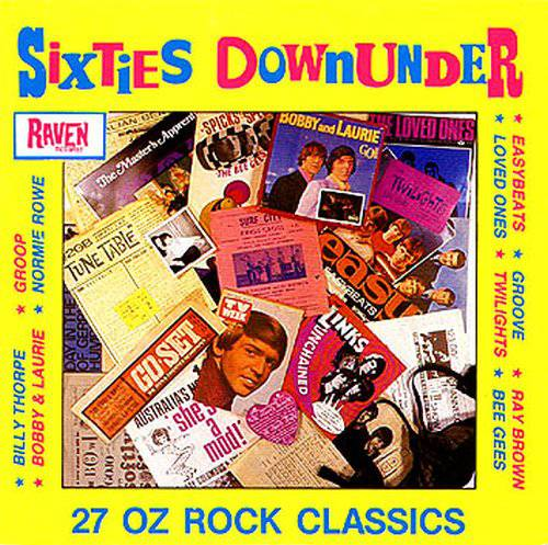 Sixties Downunder Vol.1-4 (1988-2000)