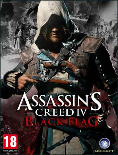 Assassin's Creed IV: Black Flag (2013/RUS/ENG/RePack by FitGirl)