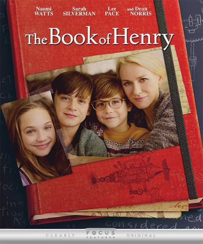 Книга Генри / The Book of Henry (2017/BDRip/720p/1080p/HDRip)
