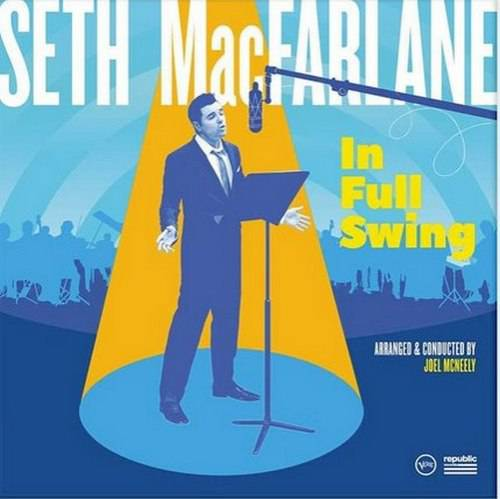 Seth MacFarlane - In Full Swing (2017)
