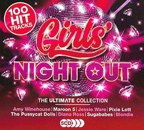 Girls Night Out - The Ultimate Collection (2017)