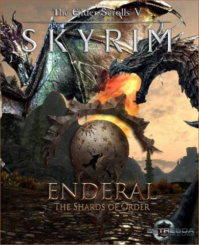 The Elder Scrolls V: Skyrim - Enderal: The Shards of Order (2017/RUS/ENG/Mod/RePack by qoob)