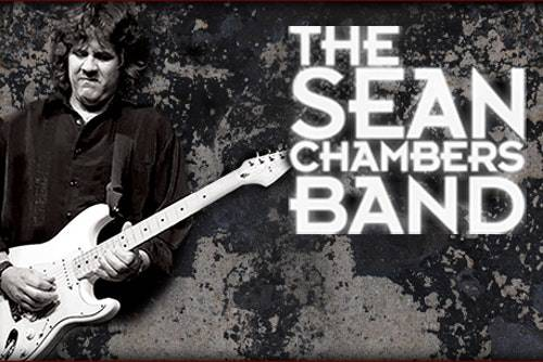 The Sean Chambers Band - Discography (1998-2017)