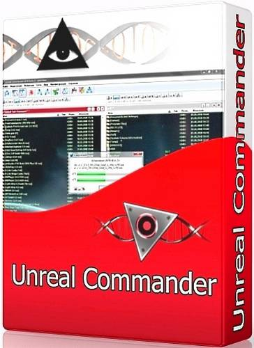 Unreal Commander 3.57 Build 1244 ML/Rus