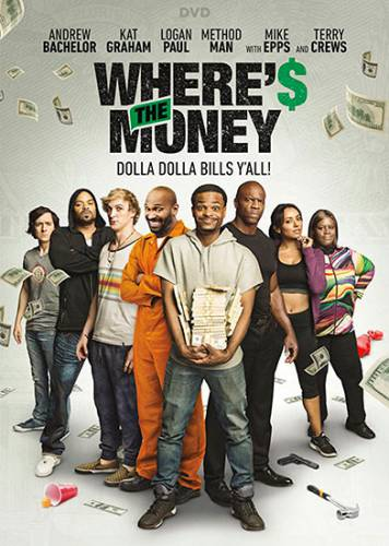 Где деньги / Where's the Money (2017) DVDRip