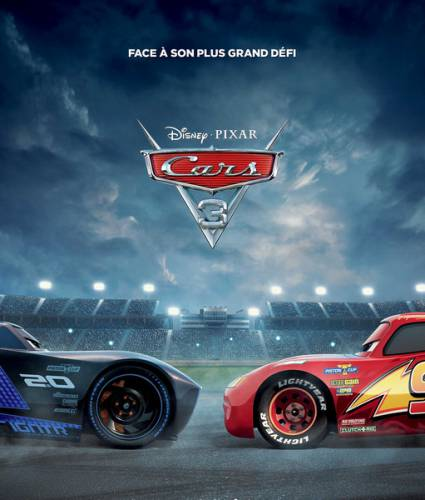 Тачки 3 / Cars 3 (2017/WEB-DL/720p/1080p/WEB-DLRip)