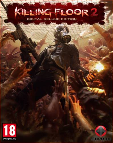 Killing Floor 2: Digital Deluxe Edition (2016-2018/RUS/ENG/Multi/Repack)