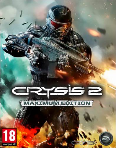 Crysis 2: Maximum Edition (2011/RUS/RePack by xatab)