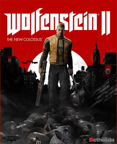 Wolfenstein II: The New Colossus (2017/RUS/ENG/RePack)