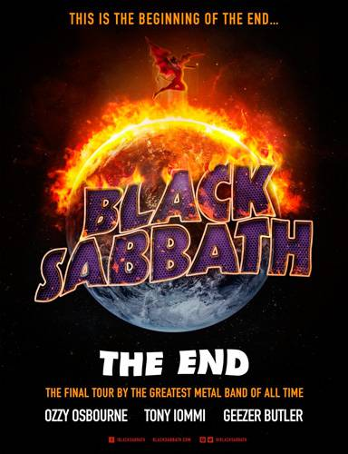 Black Sabbath: последний концерт / Black Sabbath: The End of The End (2017/ WEB-DL/720p/WEB-DLRip)