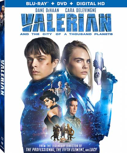 Валериан и город тысячи планет / Valerian and the City of a Thousand Planets (2017/BDRip/720p/1080p/HDRip)