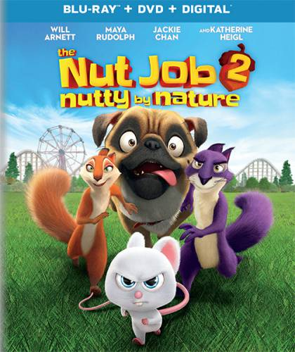 Реальная белка 2 / The Nut Job 2: Nutty by Nature (2017/BDRip/720p/1080p/HDRip)